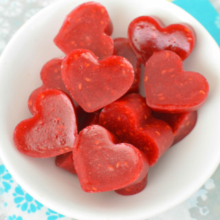 Raspberry Lemon Gummies-2
