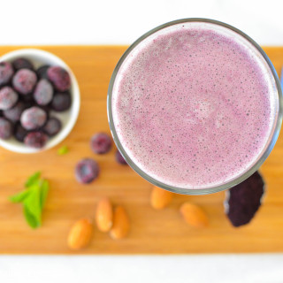 Blueberry Acai Smoothie