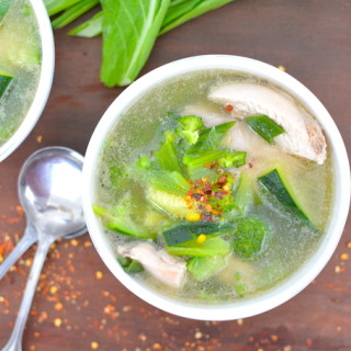 Asian Broth Soup