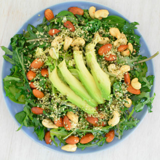 Green Hemp Salad