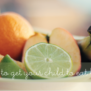 How to get your child to eat healthy foods