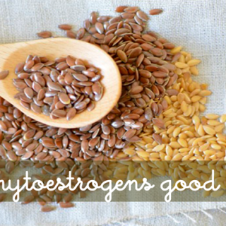 Are phytoestrogens good or bad?