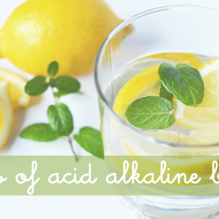 The truth about acid alkaline balance