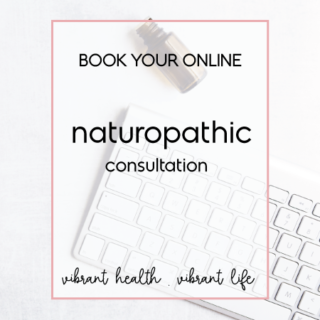 Online Naturopathic Consultations