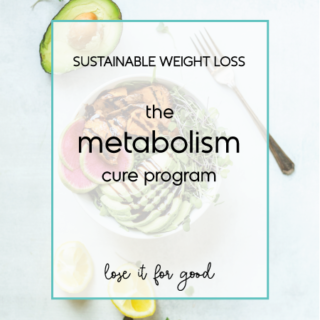 The Metabolism Cure Program