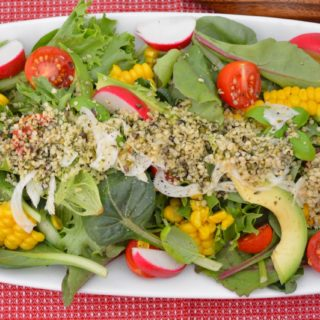 Hemp Summer Salad